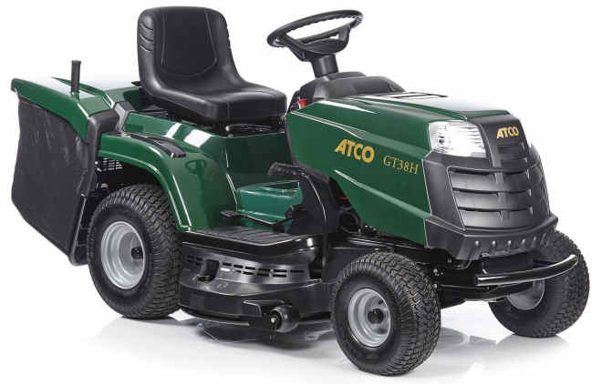 Atco GT38 ride on lawn mower