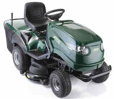 Atco GT40H ride on lawn mower