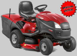 Castlegarden XT190HD Lawnmower