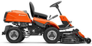 Husqvarna R214t And Husqvarna R214t Awd Rider Lawn Mowers