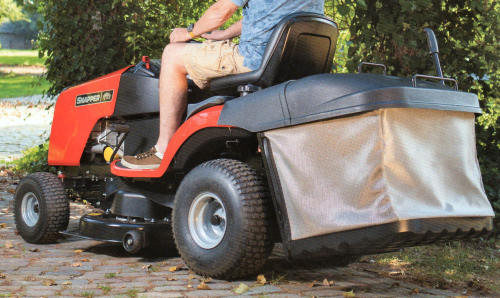 Snapper RPX200 ride on lawn mower engine