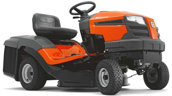 Husqvarna TC130 hydrostatic ride on lawnmower