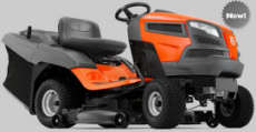 Husqvarna TC142 mower