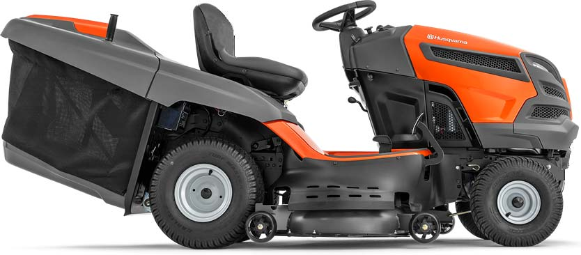 Buy a Husqvarna ride on lawnmower in Ireland