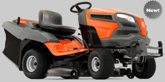 Husqvarna TC338 ride on mower