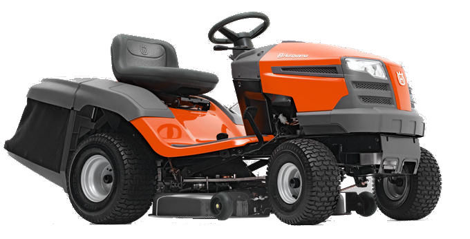 Husqvarna TC 138 ride on lawn mower