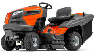 Husqvarna TC 239t ride on mower