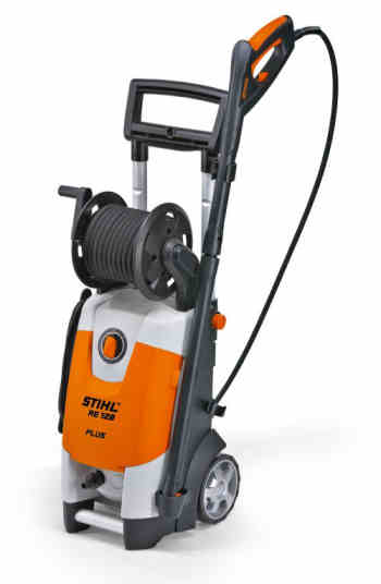 Stihl RE128 pressure washer