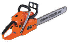 Tanaka ECV4501 Chainsaw for sale