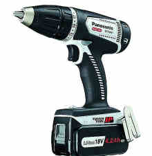 Panasonic EY74A1 Cordless Drill Driver
